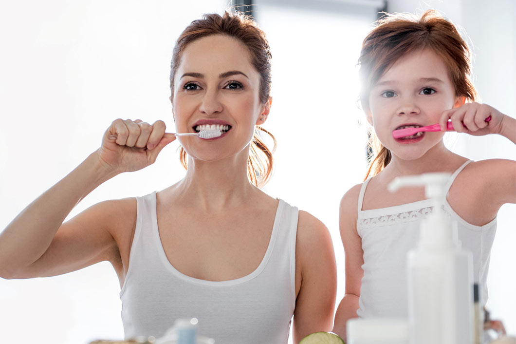 habitos salud dental ninos
