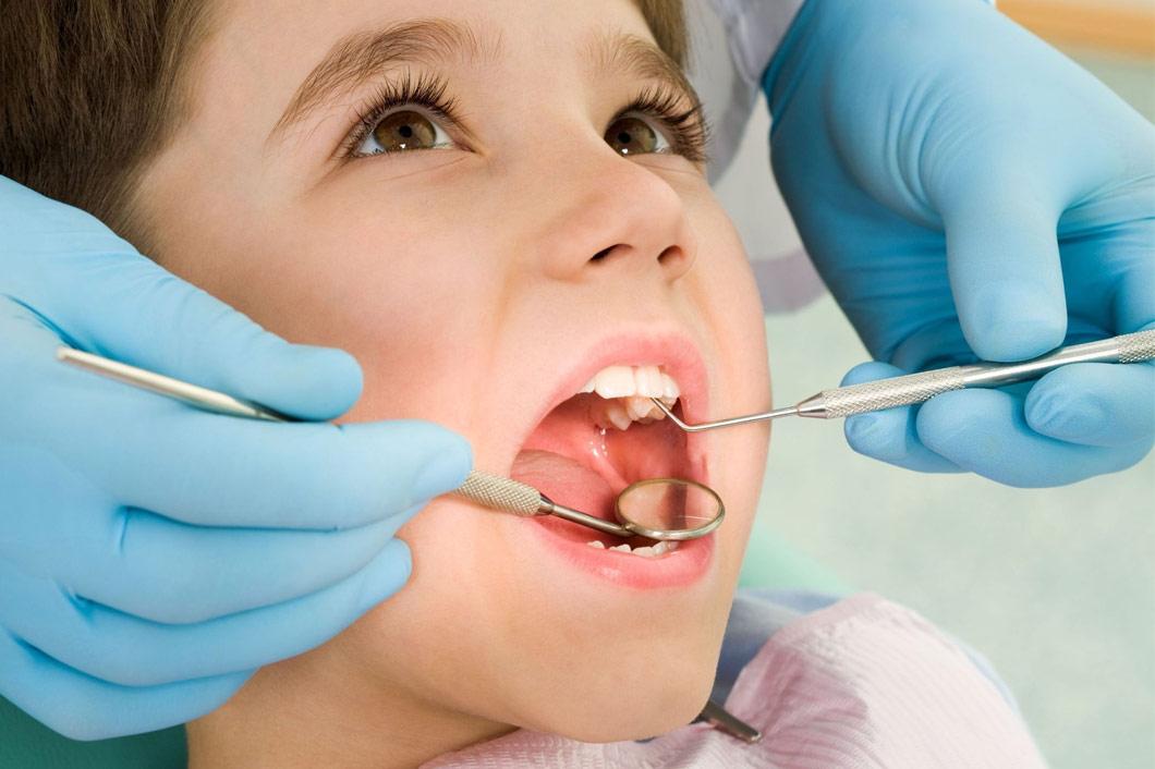 desarrollo dental niños